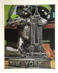 King Kong 11x14 print