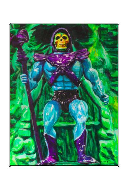 Skeletor - Print