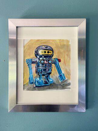 Acrobot - Framed