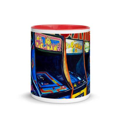 Fun and Games Mug - Center