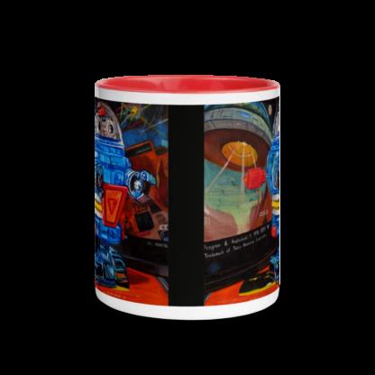 Space Invader Mug Center