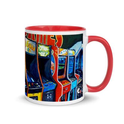 Fun and Games Mug - Right Side